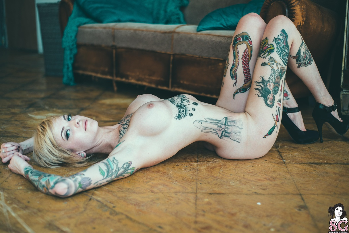 Beutiful Naked Fat Girls With Tattoos